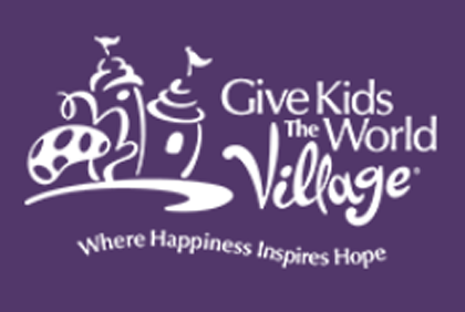 Give Kids the World Village logo420w