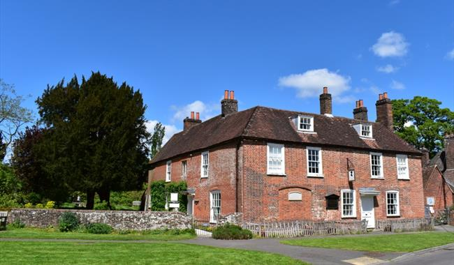 Jane Austen's House Museum in Chawton, Hampshire